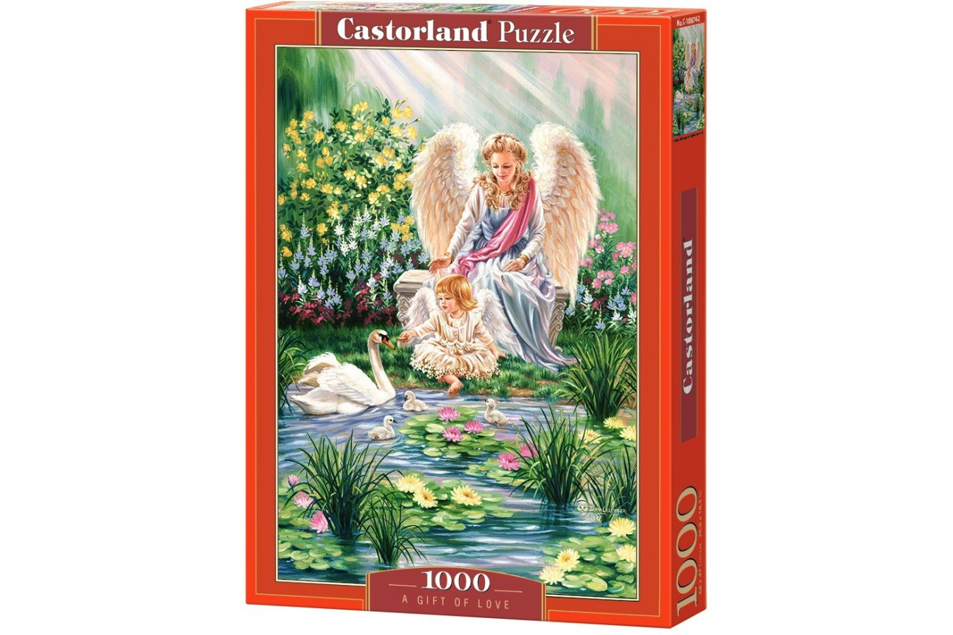 Puzzle Castorland - A Gift of Love, 1000 piese