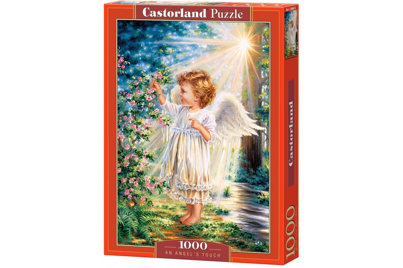 Puzzle Castorland - An Angeles Touch, 1000 piese