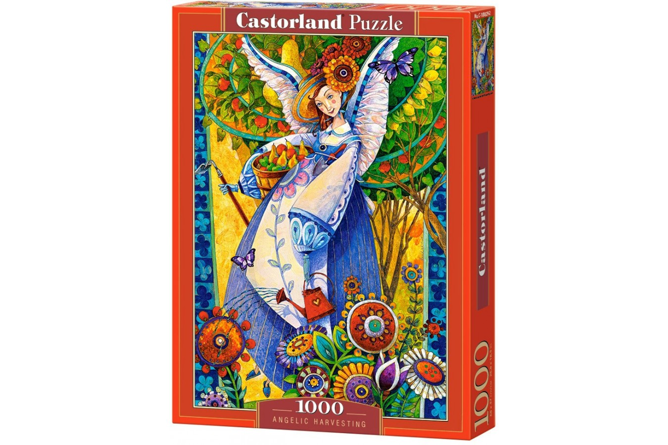 Puzzle Castorland - Angelic Harvesting, 1000 piese