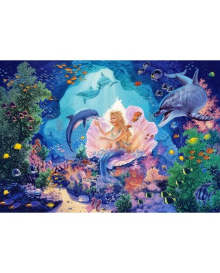 Puzzle Castorland - Pearl Princess, 1000 piese