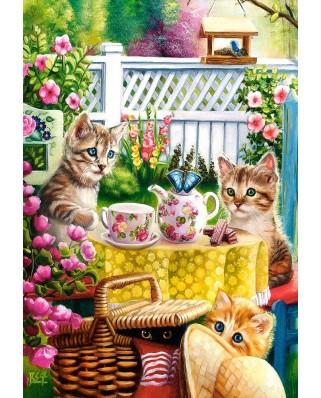 Puzzle Castorland - Teatime, 1000 piese