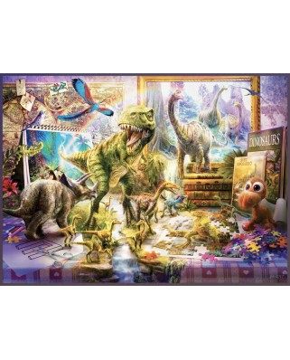 Puzzle Anatolian - Jan Patrick: Dino Toys Come Alive, 1000 piese (ANA.1067)