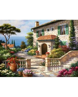 Puzzle Anatolian - Sung Kim: Villa Delle Fontana, 1.000 piese (ANA.1076)