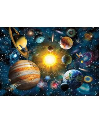Puzzle Anatolian - Adrian Chesterman: Solar System, 2.000 piese (ANA.3946)