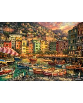 Puzzle Anatolian - Chuck Pinson: Vibrance Of Italy, 3.000 piese (ANA.4914)