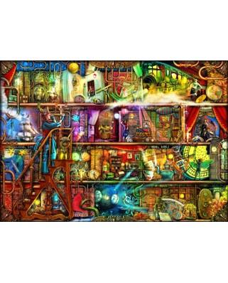 Puzzle Bluebird - Aimee Stewart: The Fantastic Voyage, 2.000 piese (70161)