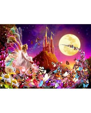 Puzzle Bluebird - Bente Schlick: Fairy Dreams, 500 piese (70177)