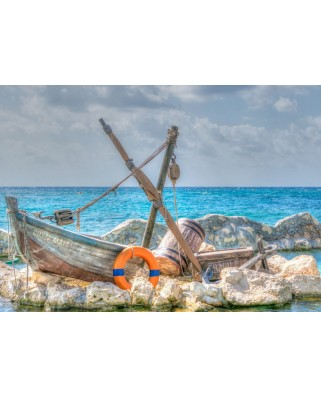 Puzzle Bluebird - Costa Maya, 1500 piese (70017)