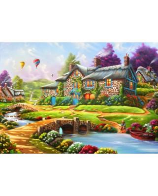 Puzzle Bluebird - Dreamscape, 1500 piese (70097)