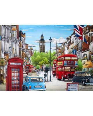 Puzzle Bluebird - London, 1.000 piese (70119)