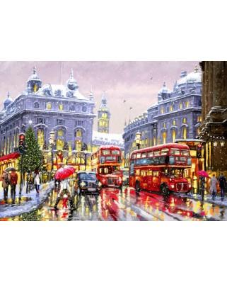 Puzzle Bluebird - London, 1500 piese (70077)