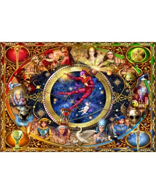 Puzzle Bluebird - Marchetti Ciro: Legacy Of The Divine Tarot, 1.000 piese (70021)