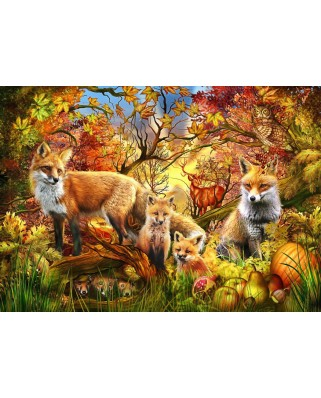 Puzzle Bluebird - Marchetti Ciro: Spirit Of Autumn, 1500 piese (70165)