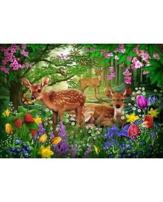 Puzzle Bluebird - Marchetti Ciro: Spirit Of Spring, 1500 piese (70166)