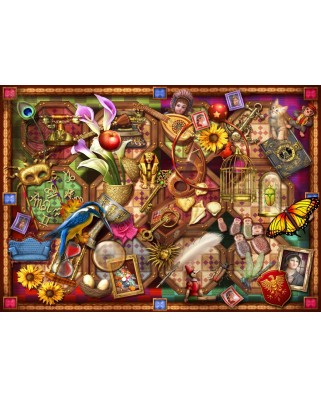 Puzzle Bluebird - Marchetti Ciro: The Collection, 3.000 piese (70160)