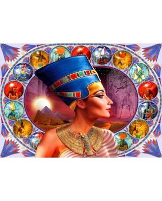 Puzzle Bluebird - Nefertiti, 1.000 piese (70131)