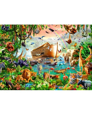 Puzzle Bluebird - Noah's Ark, 3.000 piese (70162)