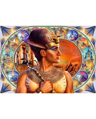 Puzzle Bluebird - Ramesses II, 1.000 piese (70176)