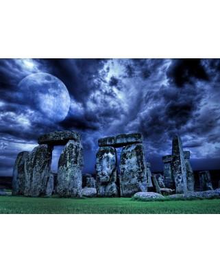 Puzzle Bluebird - Stonehenge, 1.000 piese (70033)