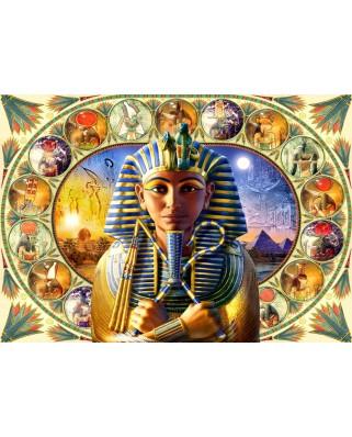 Puzzle Bluebird - Tutankhamun, 1.000 piese (70175)