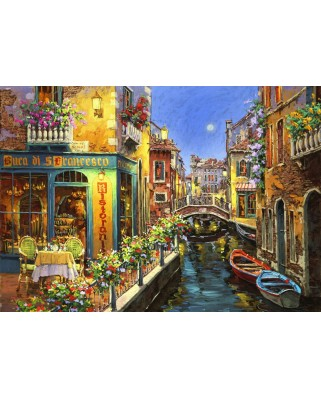 Puzzle Bluebird - Viktor Shvaiko: Buca Di Francesco, 1500 piese (70059)