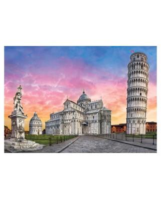 Puzzle Clementoni - Pisa, 1500 piese (31674)