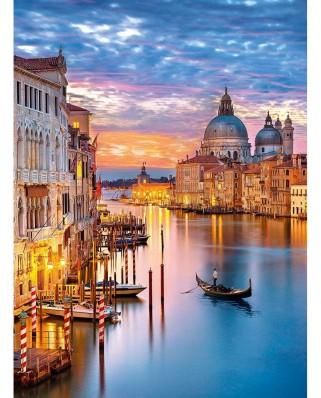 Puzzle Clementoni - Brilliant Venice, 500 piese (35056)