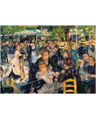 Puzzle Dino - Auguste Renoir: Bal du Moulin de la Galette, 1876, 3.000 piese (63006)