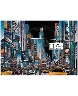 Puzzle Dino - New York, 3.000 piese (56314)