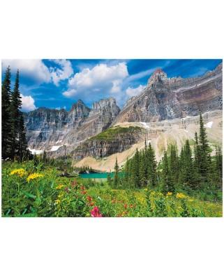 Puzzle Dino - Mountain, 3.000 piese (56315)