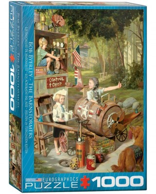 Puzzle Eurographics - Bob Byerley: The Barnstormers, 1.000 piese (6000-0440)