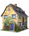 Puzzle 3D Ravensburger - Vila Engleza, 216 piese (12585)