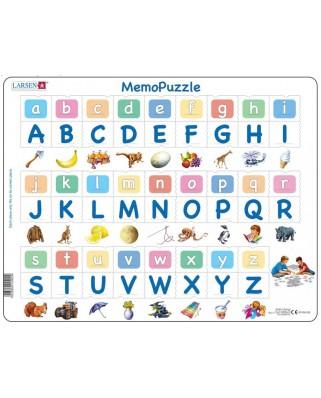 Puzzle Larsen - MemoPuzzle, 52 piese (GP426-GB)