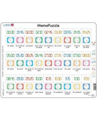 Puzzle Larsen - MemoPuzzle (in Czech), 54 piese (GP5-CZ)