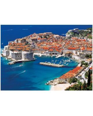 Puzzle Dino - Dubrovnik, Croatia, 1.000 piese (65156)
