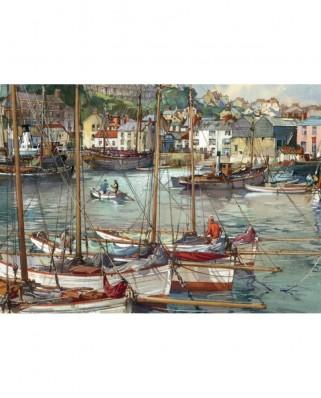 Puzzle Jumbo - Ilfracombe Devon, 1.000 piese (11073)