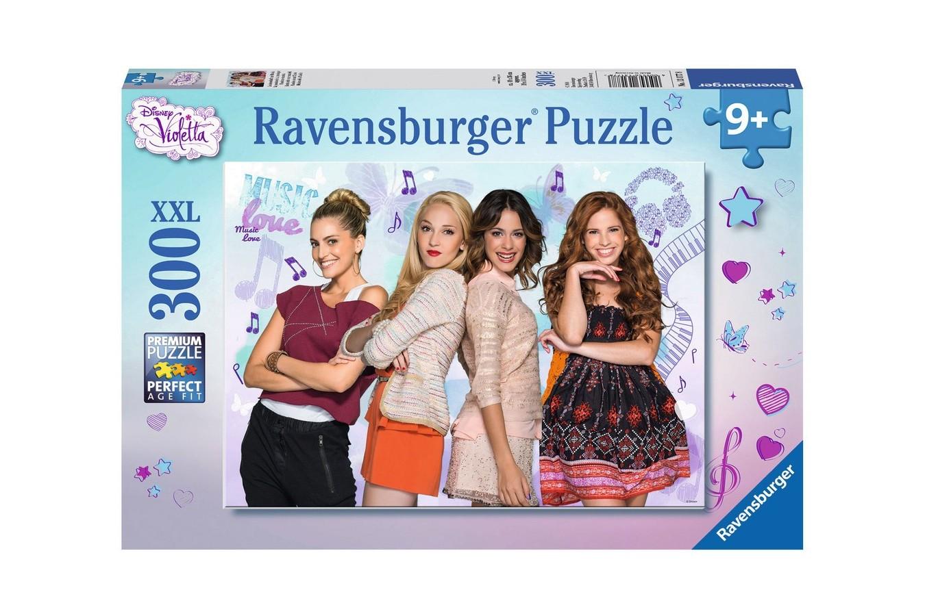 Puzzle Ravensburger - Violetta, 300 piese (13177)
