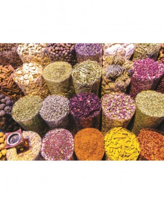 Puzzle Jumbo - Spices, 1.000 piese (18550)