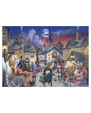 Puzzle Jumbo - Tony Ryan : Halloween, 1.000 piese (11062)