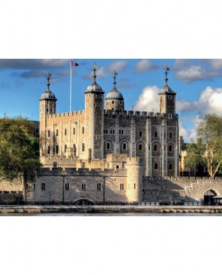 Puzzle Jumbo - Tower of London, 500 piese (11119)