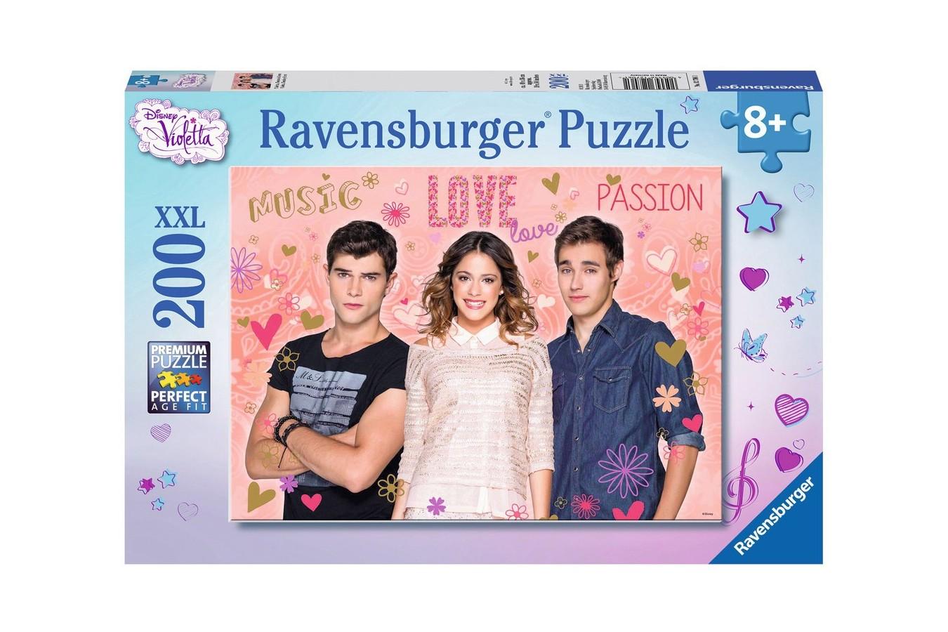 Puzzle Ravensburger - Violetta, 200 piese (12706)