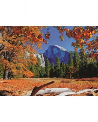 Puzzle Jumbo - Yosemite National Park, USA, 500 piese (18554)