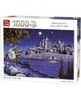 Puzzle King - Bethlehem, 1.000 piese (05725)