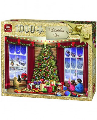 Puzzle King - Christmas Eve, 1.000 piese (05683)
