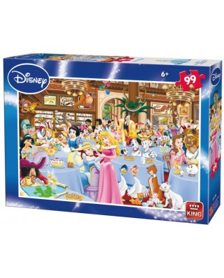 Puzzle King - Disney, 99 piese (05178-A)