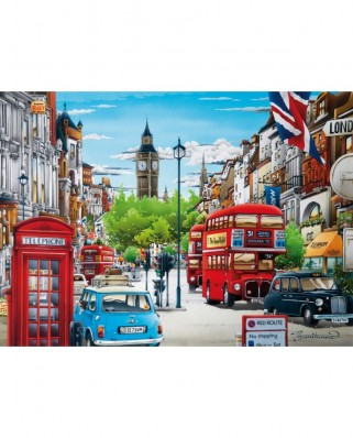 Puzzle King - London, 1.000 piese (05361)