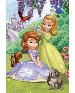 Puzzle Dino - Sofia the First, 24 piese (62888)