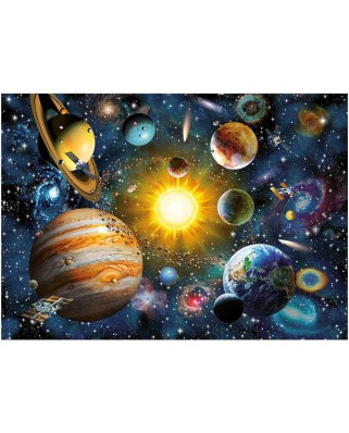 Puzzle Dino - Solar System, 2.000 piese (63000)