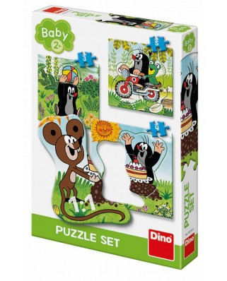 Puzzle Dino - The Little Mole, 38.445 piese (62875)