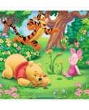 Puzzle Ravensburger - Winnie The Pooh, 25/36/49 piese (07207)